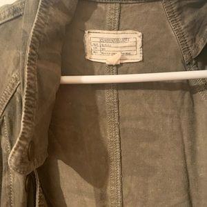 Current/Elliott Jackets & Coats - Current/Elliott Camo Jacket